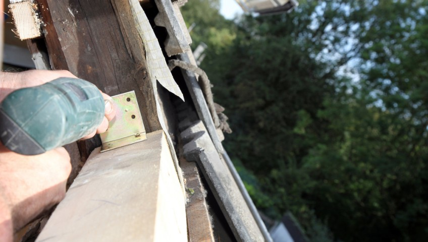 loft conversion drilling
