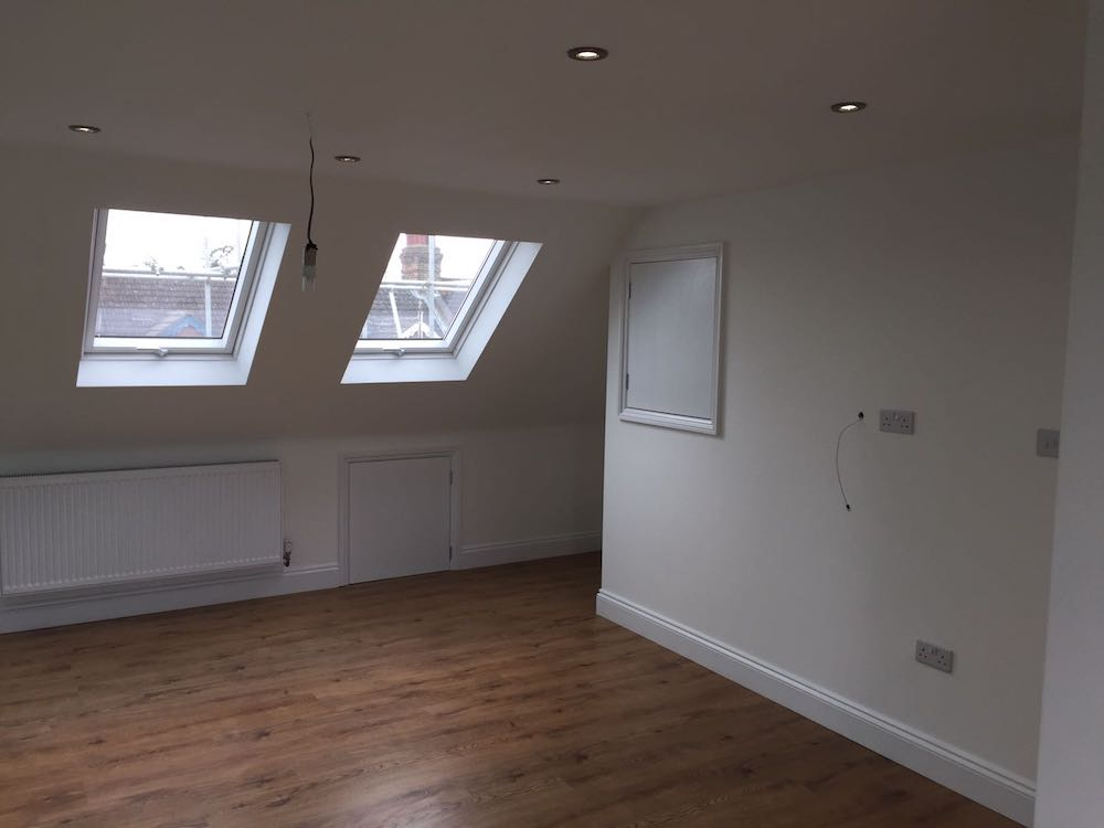 london loft conversion 2